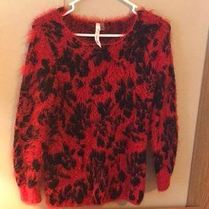 Beautiful fuzzy H & M sweater